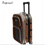 Nouveau style Vintage valise Roulettes Rolling bagages de voyage