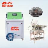 Oxyhrogenの燃料の薬剤のガラス製アンプルの満ちるガラスビンのシーリング機械