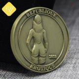 Souvenir souvenir personnalisé de bonne qualité des fabricants de pièces de métal
