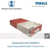 Mahle 6D31 6D34T para Sk230-6do Rolamento Principal e (ME999711)