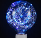 Lâmpada de String para Exterior da intensidade de luz LED estrelado Mini Mundo Luz de String