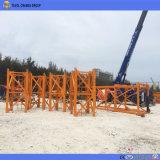 Topless 6516 modelo de grúa torre con 10 toneladas de carga