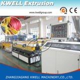 PVC/PP/PE/EVA Making Machine de tuyaux en plastique, à paroi simple tuyau ondulé extrudeuse