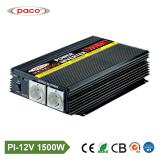C.A. 12V 220V da C.C. do ventilador de refrigeração micro inversor de uma potência de 1500 watts