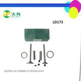 motor diésel de la marca china de piezas de la válvula de pistón LD173 Kit