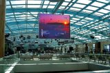 La publicité de l'affichage vidéo de location de l'écran P8 HD DEL d'étape d'exposition
