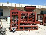 Машина кирпича Paver цвета горячего сбывания гидровлическая в Китае