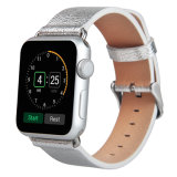 Оптовая торговля натуральная кожа смотреть ремешок 38мм 42мм для Apple Iwatch запястья диапазона