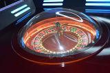 Máquina de juego de la ruleta del pulsador de la máquina tragaperras de la silla del casino