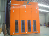 Cabine de peinture cabine de peinture voiture Bus salle de peinture de cabine de pulvérisation de peinture large espace de Filtre de cabine de pulvérisation de peinture cuire Camion cabine de peinture automatique