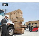 高貴なフォークリフト2.0トンの電気フォークリフトドイツ行商人電池のフォークリフトRyの上昇トラックのZapi ACシステム