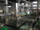 Automatische Drank 3 van Co2 van het Glas Plastiek Sprankelende in 1 het Vullen van de Was het Afdekken Machine