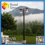 Indicatore luminoso esterno solare della parete del sensore di a microonde del giardino dell'indicatore luminoso di via del LED