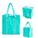 Grands sacs d'emballage plus frais isolés par PEVA de capacité
