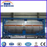 20FT Behälter-Becken ISO-26cbm für flüssigen Transport