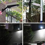 48 LEDs Vier Verlichting van de Tuin van Rotable van Wijzen de Openlucht Lichte Waterdichte Zonne