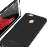 Nuova cassa del telefono della fibra TPU del carbonio per Oppo F5