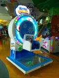 Mini jeux de roue de Ferris de jeux de machine d'usine de mini de Ferris de roue conduite d'intérieur de Kiddie