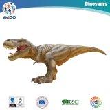 Mundo de las ciencias naturales dinosaurio de plástico