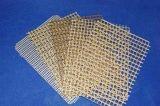 Strato di cottura antiaderante riutilizzabile della maglia di PTFE