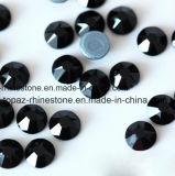 Do Rhinestone quente o mais novo do reparo do preto de jato 2018 pedra de vidro de Preciosa da cópia do Rhinestone Ss16 (classe de /5A do preto de jato HF-ss16)