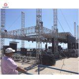 Aluminium gebogener Binder-Stadiums-Binder mit Kabinendach