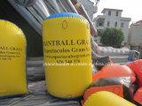 Giochi gonfiabili dei carbonili di Paintball del carbonile gonfiabile di sport da vendere