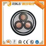 Кабель производитель бесплатные образцы Cu/Al XLPE изоляцией LSZH оболочку кабеля питания с Китаем стандартных Yjlv /Yjv/VV/Регулировочный клапан/Kvv