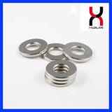 Magneti di anello sinterizzati di NdFeB per vari altoparlanti con RoHS approvato