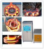 Calentamiento rápido calentamiento por inducción de frecuencia media máquina