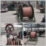 De hydraulische RubberSlang/de Slang van de Pijp/van de Lucht/de Draad van het Roestvrij staal vlechtten Versterkte Slang