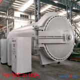 3200X10000mm 가득 차있는 자동화 전기 난방 합성물 오토클레이브 (SN-CGF32100)
