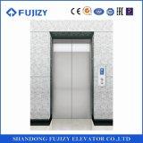 Elevador 2017 de construção do passageiro da cabine luxuosa atrativa de Fujizy melhor com bom preço