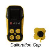 1つのガス探知器に付き携帯用マルチ2ガス探知器CH4の二酸化炭素2つ