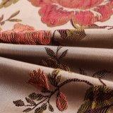 2018 gesponnenes Gewebe des Jacquardwebstuhl-100%Polyester für Polsterung-Sofa und Vorhang von der China-Fabrik direkt