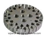 Núcleo personalizado do estator do rotor do motor da chapa de aço do silicone para ventiladores