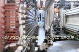 Extrusion soufflage de corps creux en plastique de bouteille d'eau d'animal familier de 1 litre/machine de moulage