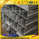 Ausgezeichneter Aluminiumu-profilstäbe für Aluminiumrahmen-Aluminium-Teile