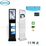 15.6、17、19、22、27、32のインチの床のOrdermeal LCDのタッチ画面に使用する自己サービスキオスクを広告する永続的なタッチ画面