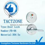 Direkt Fabrik-gewöhnlicher Toiletten-Partition-Zubehör-Falz-Tür-Verschluss