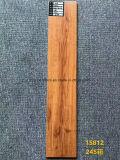 Mattonelle di legno di ceramica calde delle mattonelle di pavimentazione del materiale da costruzione