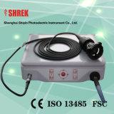 Широкий разновидностей эндоскопическая камера CCD Aio, монитор, холодной светодиодный источник света