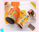 Бутылка воды сторновки коробки детей боросиликата с охладителем чонсервной банкы