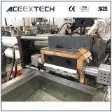 ABS pp PE PS Recycling van de Extruder van het Huisdier van de PA het Horizontale Plastic