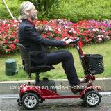 Самокат удобоподвижности дешево 4 колес электрический с ценой по прейскуранту завода-изготовителя