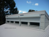 Max Airflow Steel Roller Window Shutters for Exterior Houses