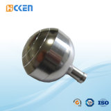 OEM 중국 빨간 양극 처리된 고품질 알루미늄 CNC 기계로 가공 부속