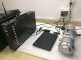 Sistema de Alarme portátil máquina de raios X Mobile Sala Scanner portátil