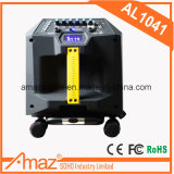 Bend Factory Trolley Speaker with to Mic and Bluetooth for Karaoke - You of AR The King Acid Lead Battery