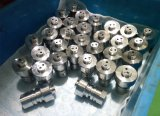 60K P/in Wasserstrahlrückschlagventil-Karosserie 004383-3 für Wasserstrahlverstärker-Teile
